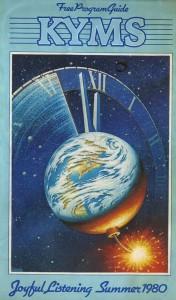 KYMS Program Guide 1980