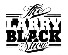 Larry Black Show logo