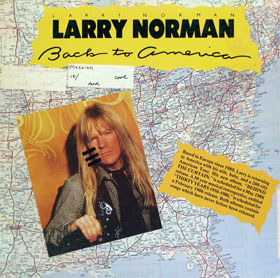 Back To America, Larry Norman, 1985