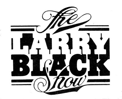 Larry Black Show #412